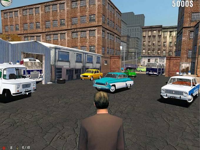 Скачать Mafia Modern Mod (2007) PC на Английском Языке Торрент.